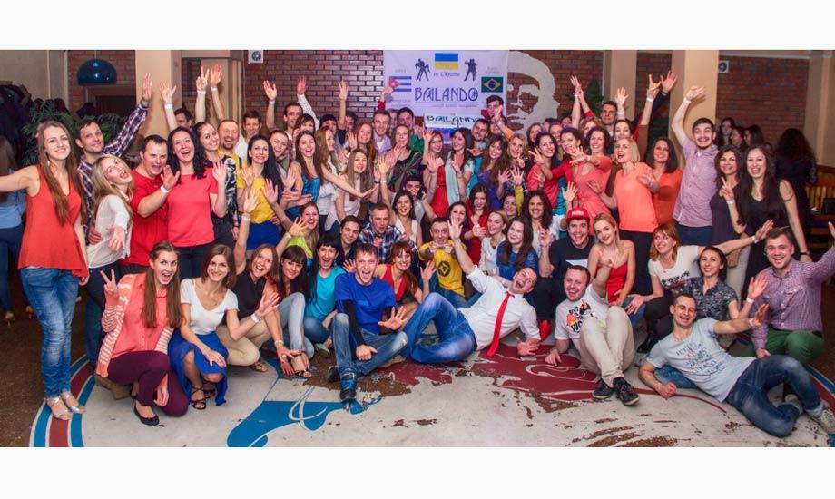 Школа латиноамериканських танців в Києві - Bailando.com.ua